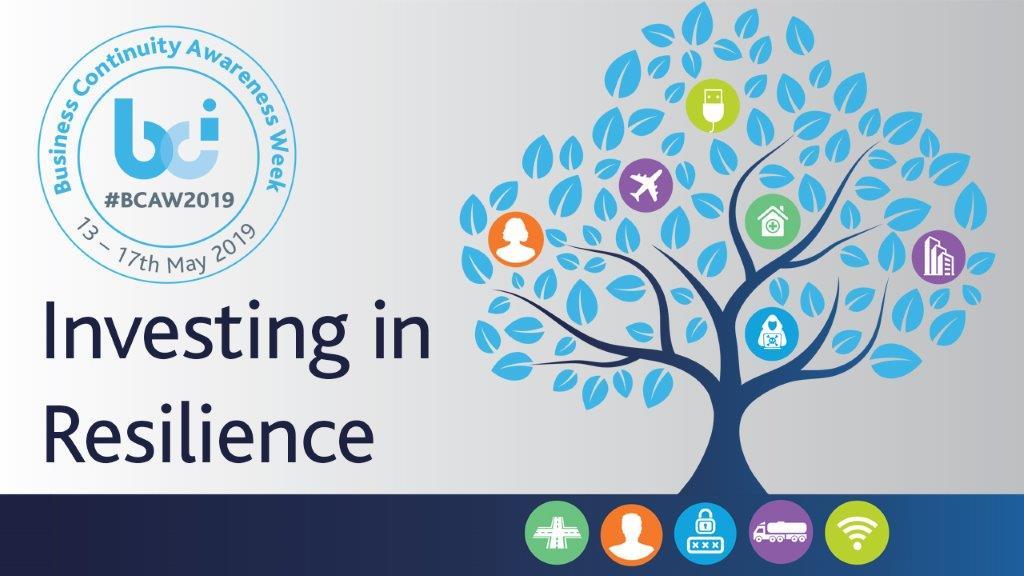 Business continuity awareness week 2019