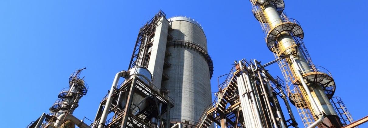 Gasleiding landelijk risico