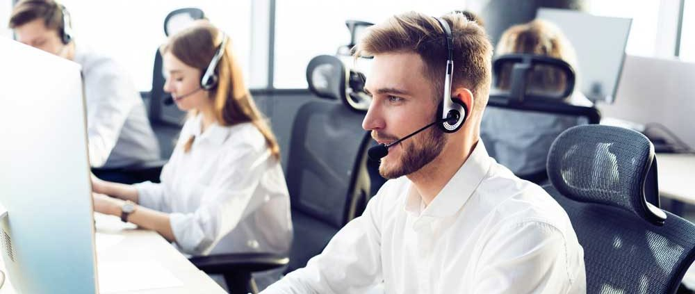 COIN Contact Center oplossing